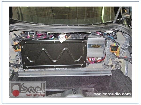 ferrari 599 gtb fiorano impianto audio