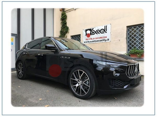 maserati levante antifurto satellitare